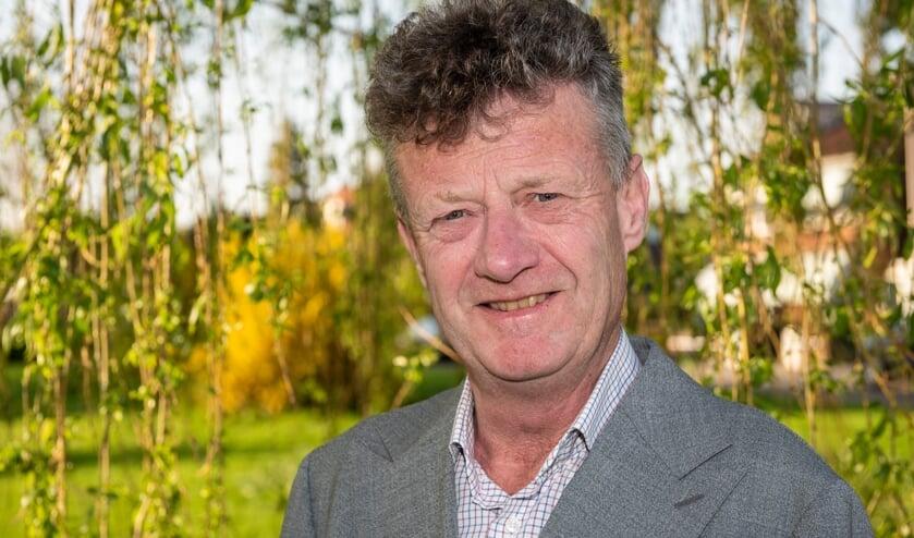 Wim van der Does. (foto: Ronald van den Heerik)
