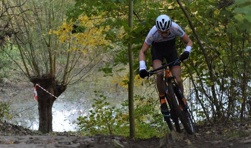 Er wordt zaterdag veel van de fietscrossers gevraagd