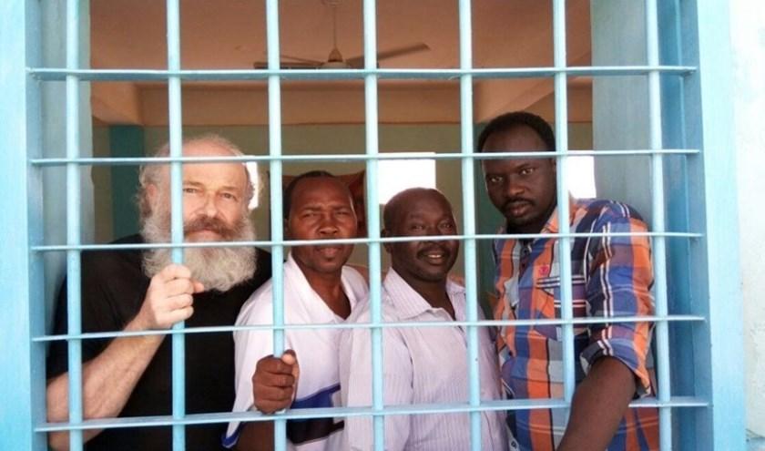 Petr Jasek werd in Sudan opgesloten
