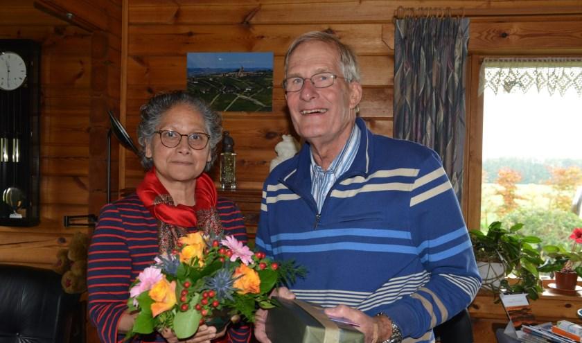 Leen van Noordt verricht al vijftig jaar weermetingen voor het KNMI