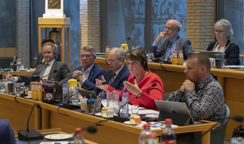 Cora van Vliet wil terug in de gemeenteraad