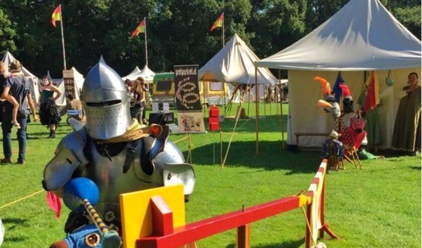 Speel mee met het ridderspel tijdens Dag van het Kasteel