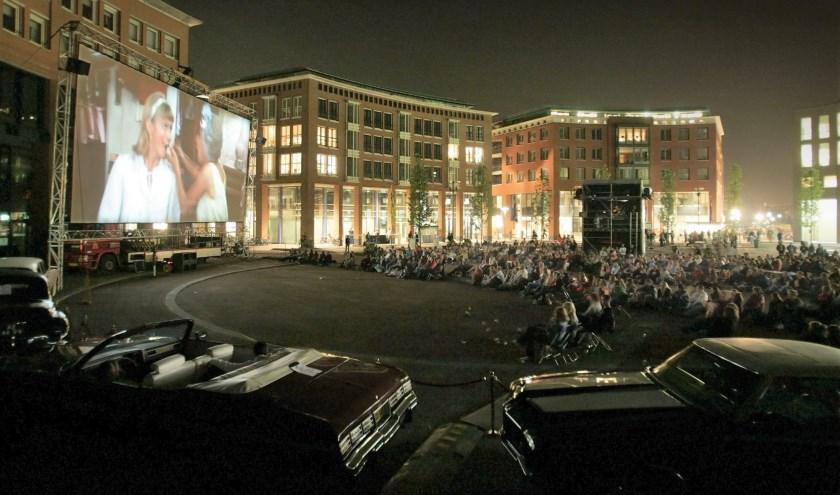Op vrijdag 6 september is er een filmavond voor Ridderkerkse vrijwilligers op het Koningsplein