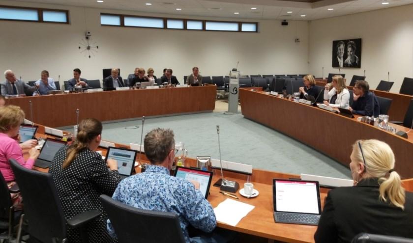 Commissie Planning en Control vergadert over het inkoopbeleid.