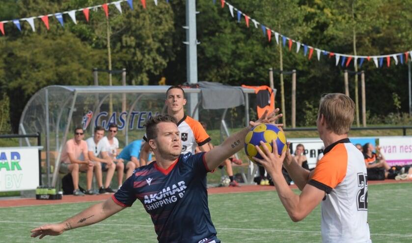 Thom Nugteren speelt weer in Ridderkerk