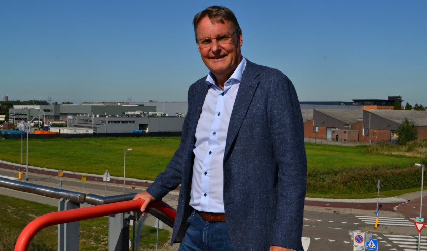 """Wethouder Peter Luijendijk: """"Ik dacht twee jaar geleden, 'Van wie is die grond eigenlijk?'"""""""