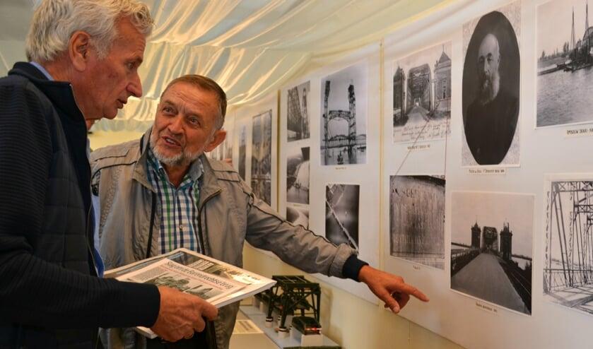 Zaterdag is er bij de Historische Vereniging Barendrecht veel te zien over de Barendrechtse Brug.