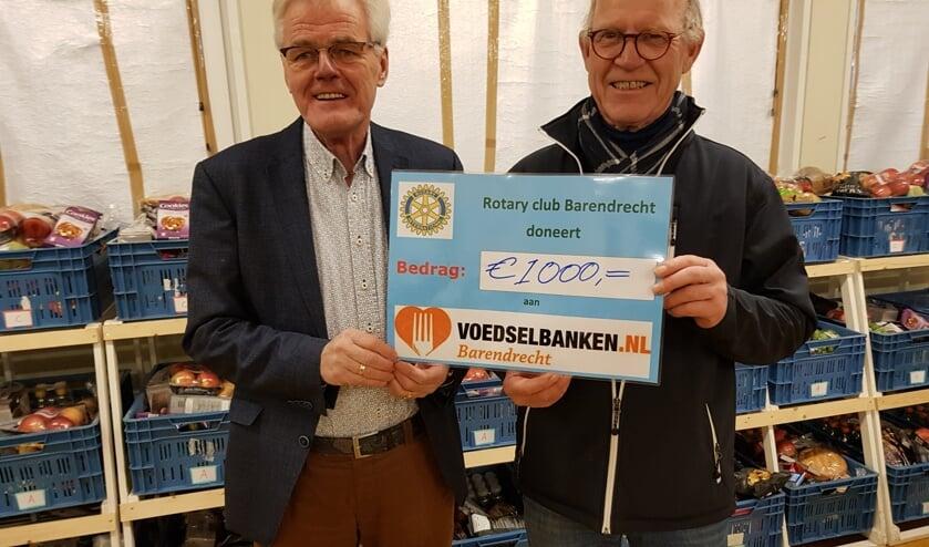 Cees Versendaal en Henk Vermeiden.