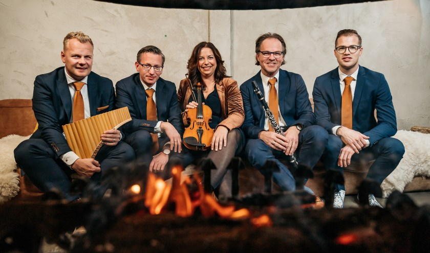 Take Five speelt op 11 januari in Bolnes