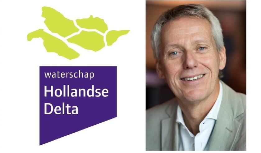 Jan Bonjer begint op 1 april bij waterschap Hollandse Delta