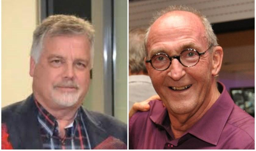 Ed Mol en Jos Vis.