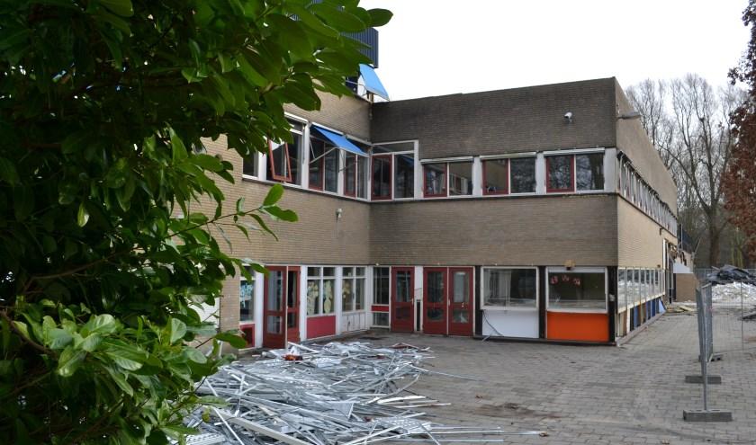De school is in januari 2017 gesloopt.