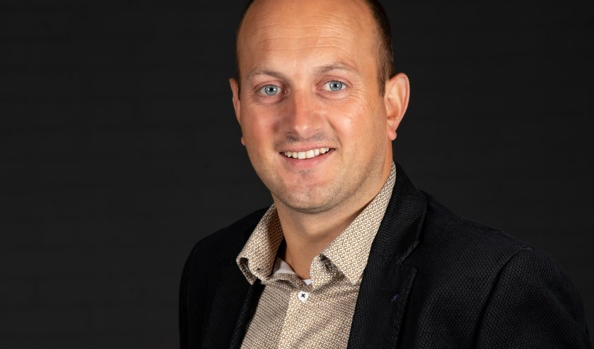 Willem Monteban: 'De inwoners willen gewoon van het lokale nieuws op de hoogte blijven'.