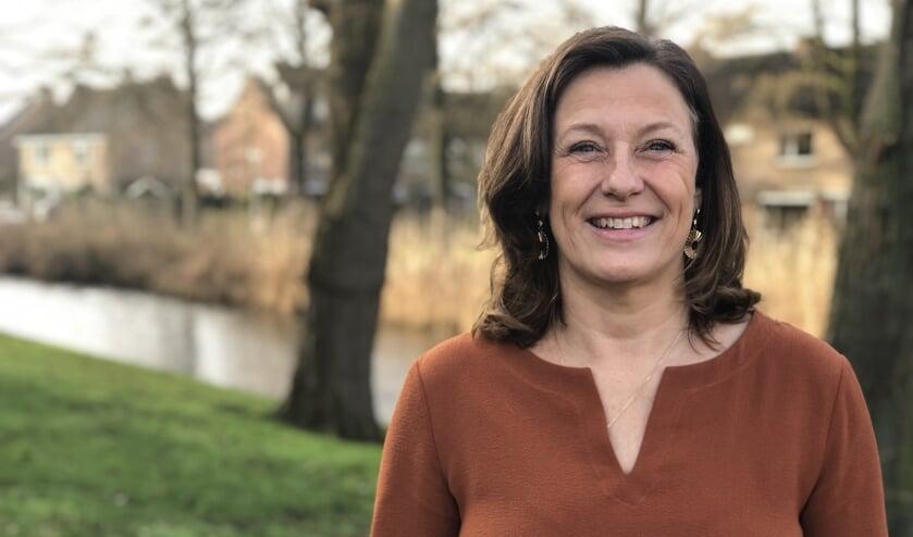 Nelleke van der Schee debuteerde vorig jaar met haar eerste roman.