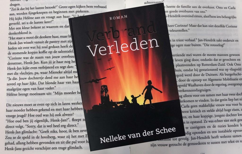 Het boek is te koop bij Primera in Rhoon.   © Baruitgeverij