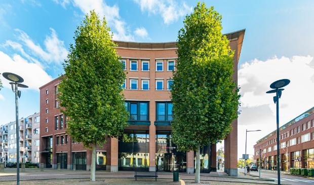 <p>De nieuwe plek voor de Rabobank in Ridderkerk</p>