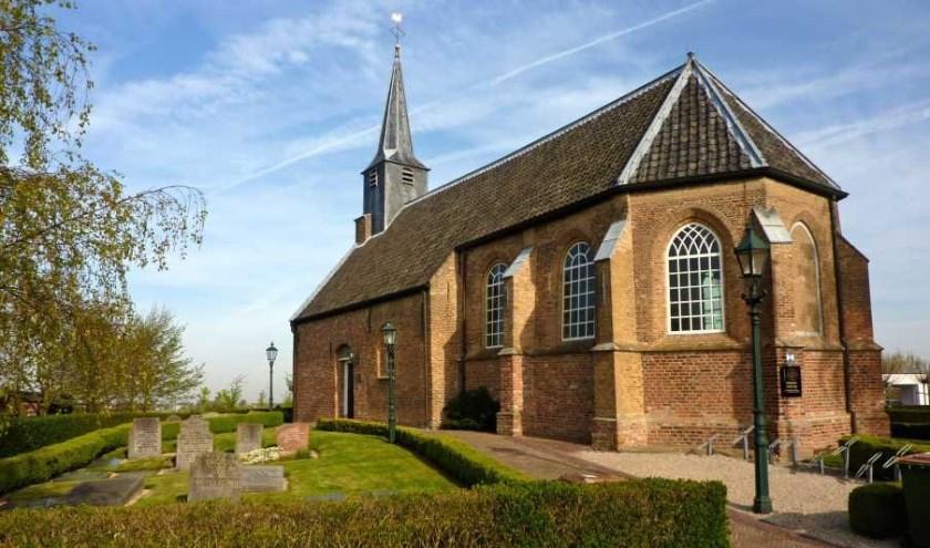 De kerk van Kijfhoek.