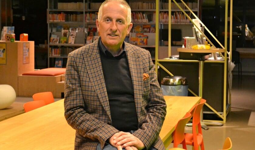 Gert-Jan Bravenboer: 'Ik vind dat het verhaal verteld moet worden'.