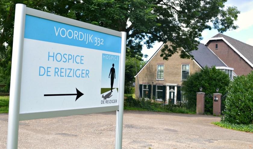 Hospice de Reiziger aan de Voordijk.