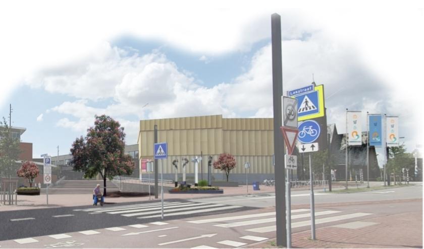 (tekening: gemeente Barendrecht)
