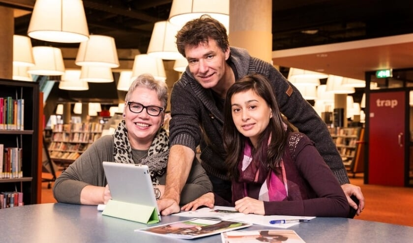 Foto Stichting Lezen en Schrijven