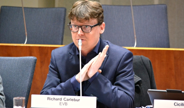 <p>Richard Carlebur.</p>