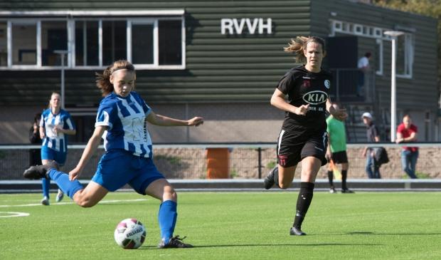 <p>Jong talent kan aansluiten bij de RVVH-selectie via een open training.&nbsp;</p>