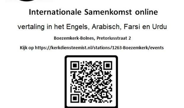 <p>Wegens de coronavoorschriften kan er nu maar een beperkt aantal mensen bij zijn. Thuis kan men echter alles volgen via de website: www.boezemkerk.nl. &nbsp;</p>