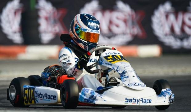 <p>Mats racet al sinds zijn zesde jaar.</p>