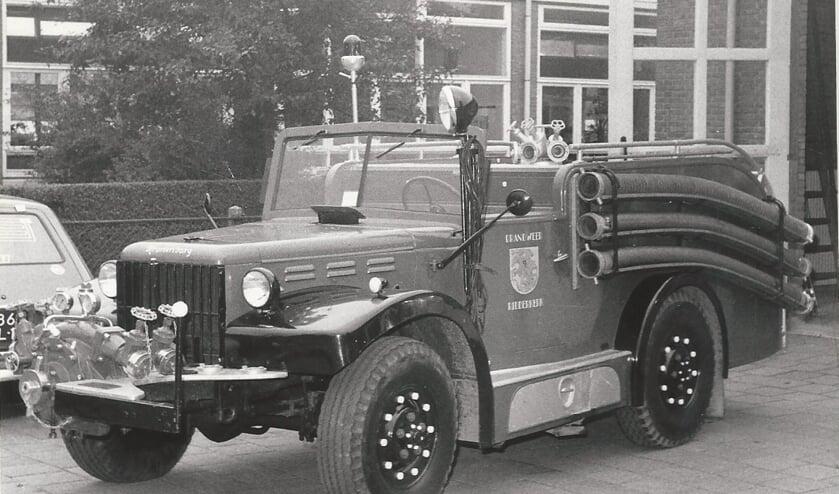 <p>De Dodge-Beep is nu een museumstuk</p>