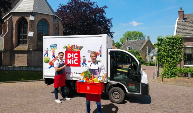 <p>Begin juli start Picnic met bezorging in Ridderkerk.</p>