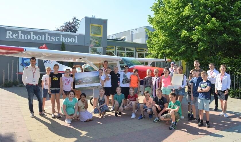 <p>Groep 7 van de Rehobothschool verdiende het meeste geld voor brandstof voor de MAF.&nbsp;</p>