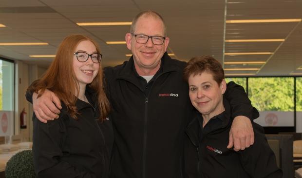 <p>Het team van Matras Direct Zwijndrecht staat voor goed slaapadvies.</p>