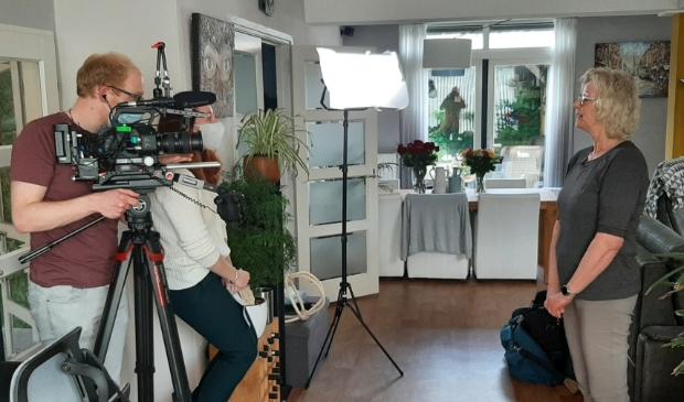<p>Joke is te zien in het RTL4 programma Plezier en Passie. </p>