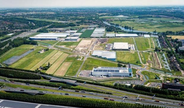 <p>Dutch Fresh Port is met Nieuw Reijerwaard volop in ontwikkeling</p>