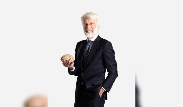 <p>Op 20 september is professor Erik Scherder online voor Ridderkerk</p>