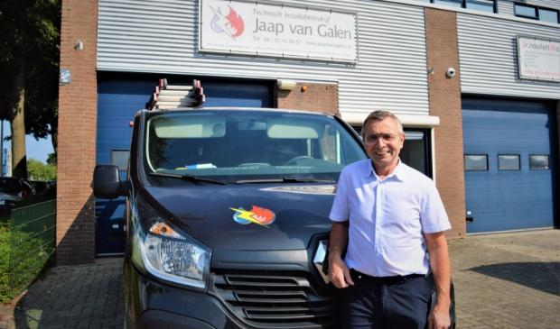 <p>Jaap van Galen voldoet als eerste eenmanszaak aan de nieuwe Kiwa-richtlijn</p>