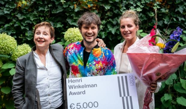 <p>Guus Bok viel in de prijzen met zijn plan voor Rotterdamse sessies op de Euromast</p>