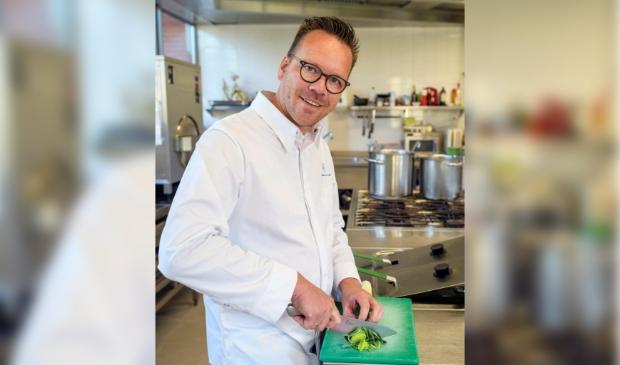 <p>Chef-kok Michael van &rsquo;t Hoff van Smaakpupil</p>