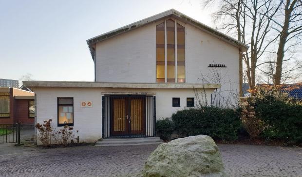 <p>Op zondag 26 september is de laatste dienst in de Irenekerk</p>