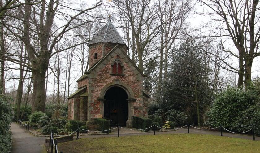 <p>De Mariakapel in Borne; een van vele historische kapellen en landkruisen in onze regio.</p>