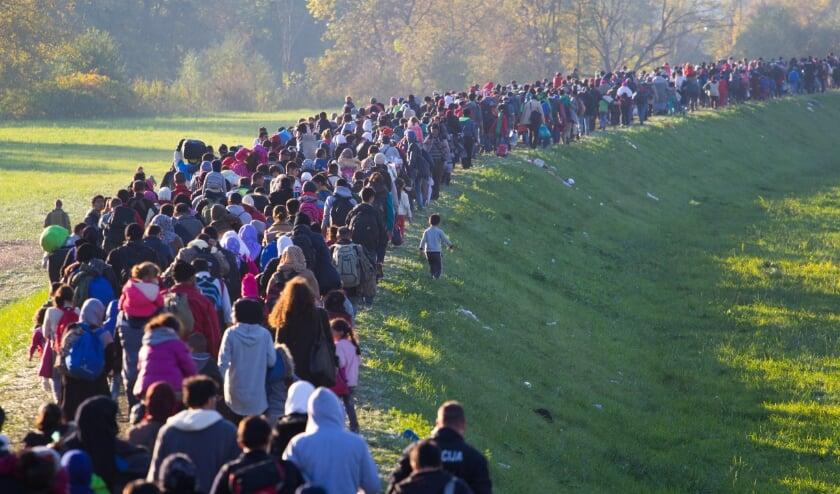 <p>Er zitten nog steeds veel statushouders uit eerdere vluchtregio&#39;s in de opvang. Dit maakt opvang van nieuwe vluchtelingen lastig.</p>