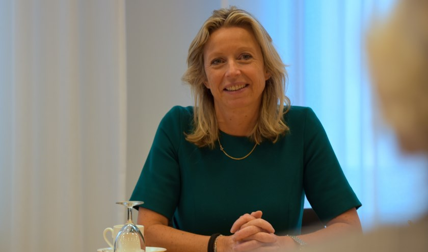 Minister Kajsa Ollongren - shutterstock.com