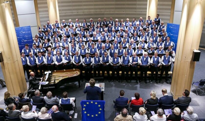 Amazing Europe Concert by Rijssebs MANNENKOOR