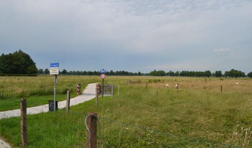 Natuurgebied Overveen.