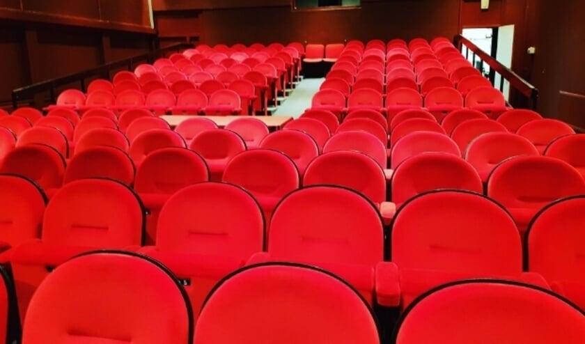 <p>Theater Hof blijft open voor maximaal 30 bezoekers.</p>