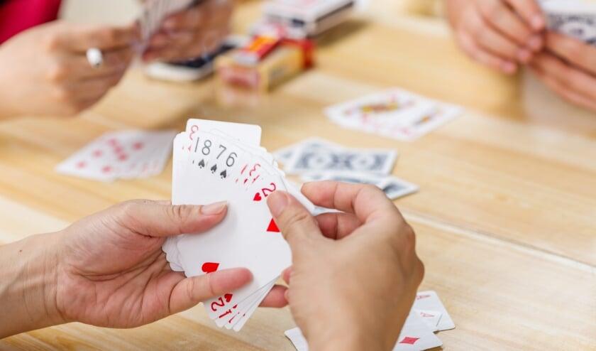 <p>Ook de diverse kaartsporten hervatten weer hun activiteiten na de zomerstop.</p>