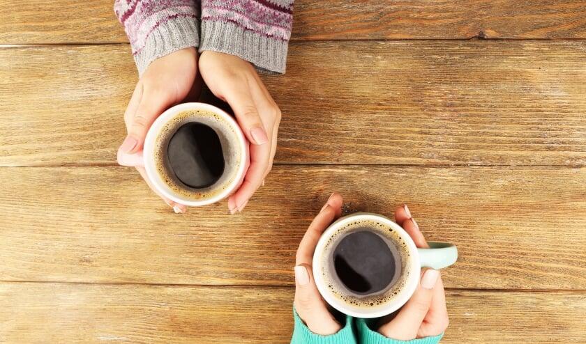 <p>Goede koffie en een goed gesprek naar wens. Iedereen is van harte welkom tijdens &#39;Kerk is Open&#39; op de vrijdagen in De Ark.</p>