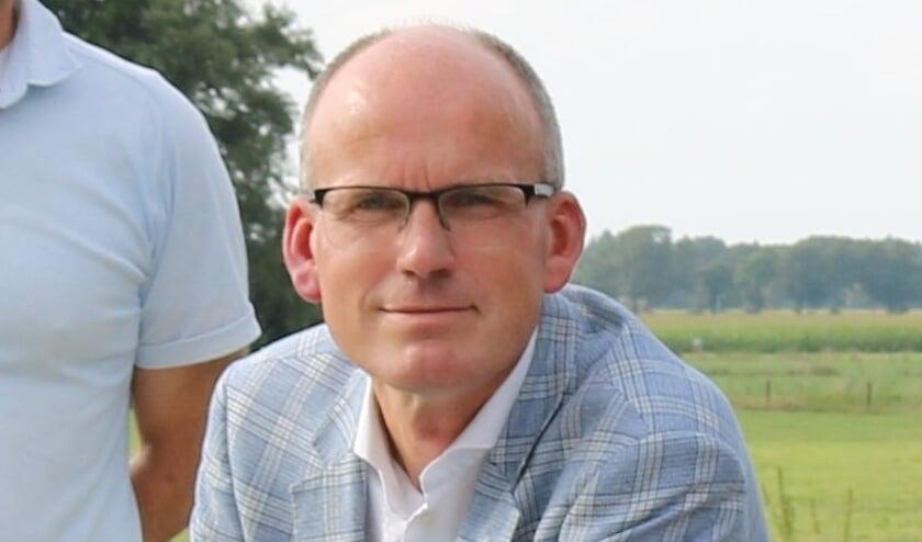 RIJSSEN - Gert-Jan Geerling, secretaris van het Comité Geen Industrie Elsenerbeek.