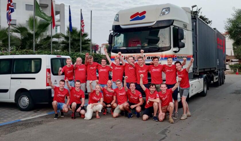 <p>Solar Team Twente is in Marokko om zich voor te bereiden op de Solar Challenge Marocco..&nbsp;</p>